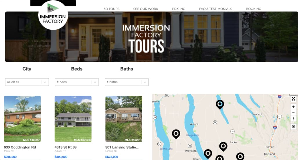 iGUIDE Landlord Immersion Factory
